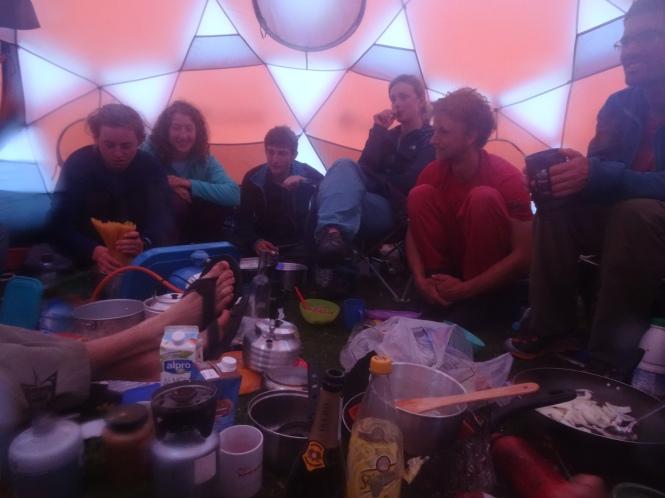 pabbay tent