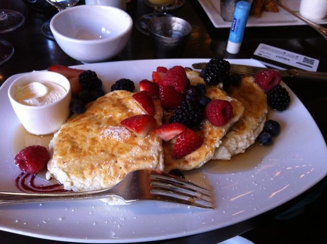 ski pancakes